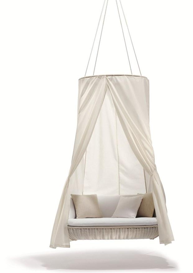 Fantastic Dedon Presents Swingme And Swingus Short Links Chair Design For Home Short Linksinfo