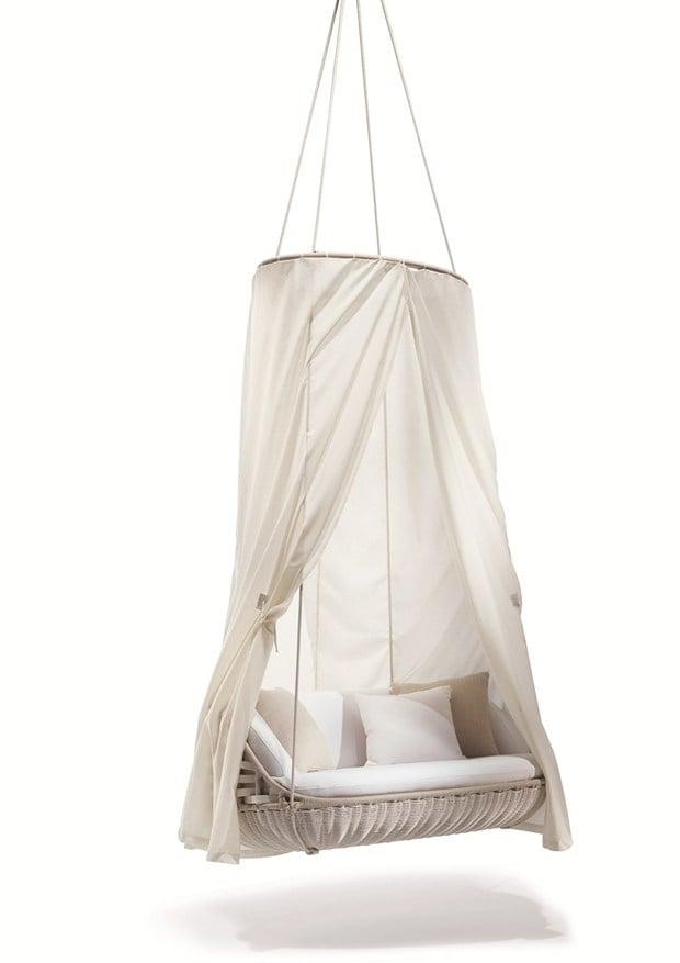 Wondrous Dedon Presents Swingme And Swingus Short Links Chair Design For Home Short Linksinfo