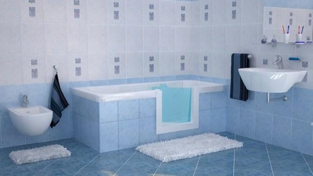 Sovrapposizione Vasca Da Bagno Torino Prezzi : Sovrapposizione vasca con sportello di remail per anziani e disabili