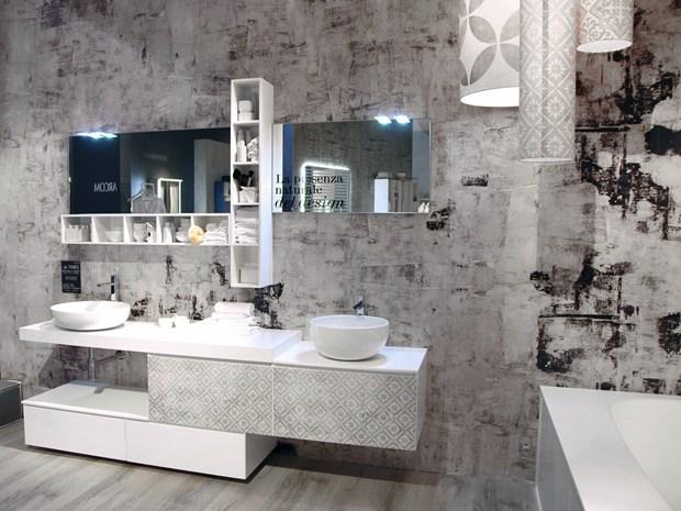 nuove collezioni Arcom per l\'ambiente bagno