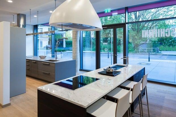 Le cucine Schiffini nel nuovo Store in Germania