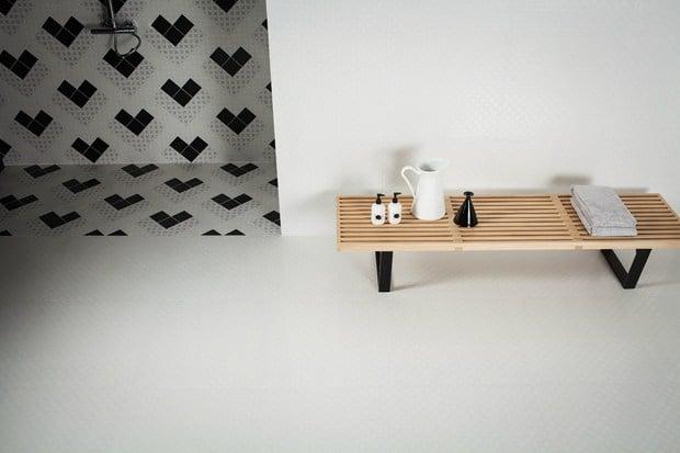 Tagina Ceramiche d'arte al Cersaie con Deco D'Antan
