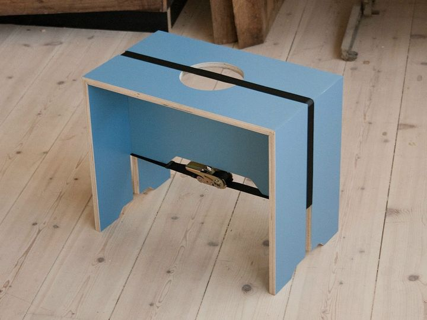 4+1 stool