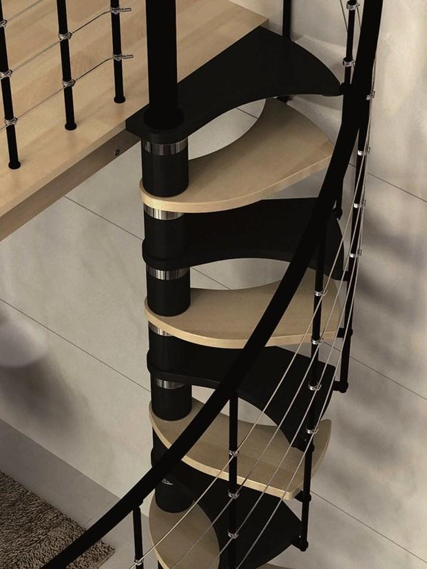 Le scale rintal ideali per qualsiasi spazio - Rintal scale forli ...