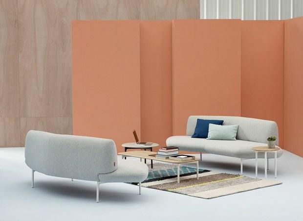 Haworth presents new 'Openest' product range by Patricia Urquiola