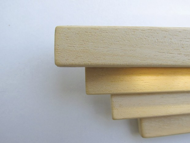 American tulipwood for The Narcissus Collection