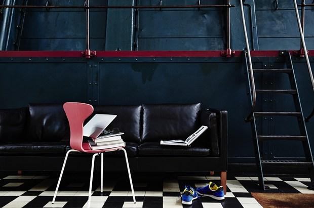Munkegaard chair - aka Mosquito chair - at SFF 2015