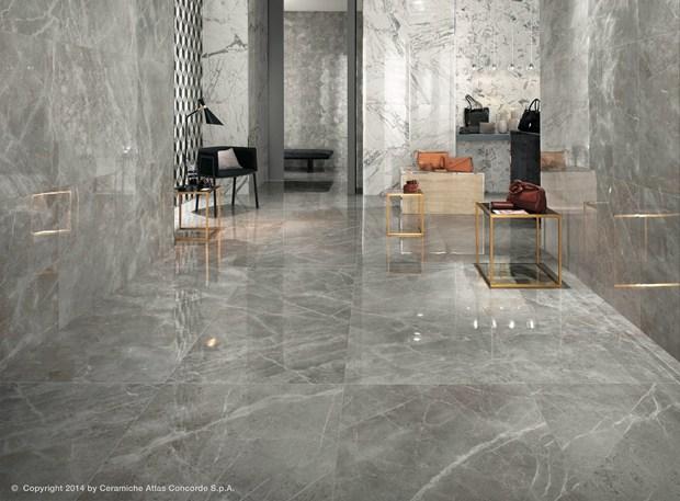 Marvel pro il gres porcellanato effetto marmo by atlas concorde