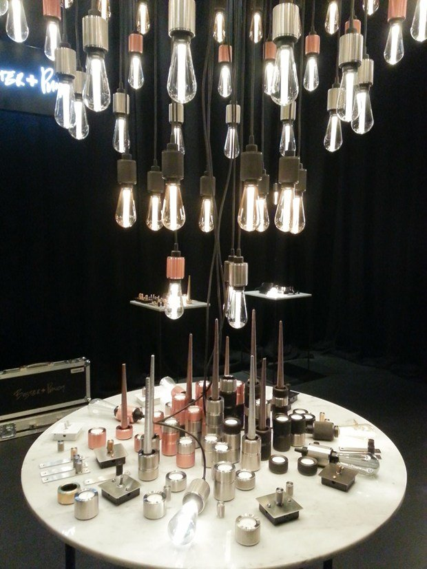 Buster + Punch at Euroluce 2015