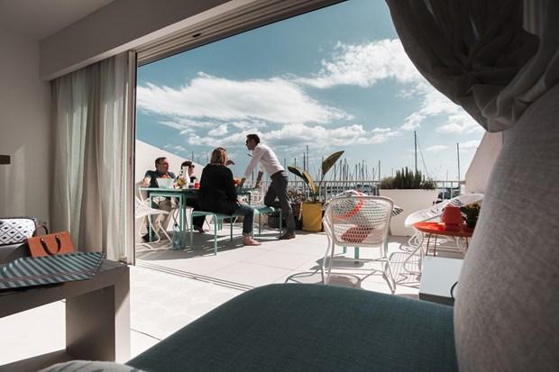 Lago Welcome sbarca a Cap d'Agde, in Francia