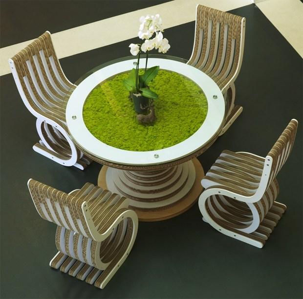 Premiato il design sostenibile di Giorgio Caporaso