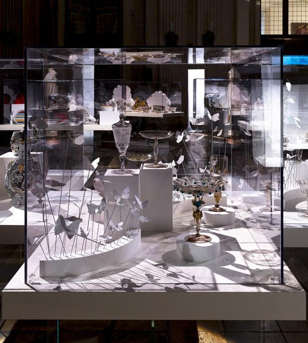 'TIME TABLE, A tavola nei secoli': a Torino fino al 18 ottobre