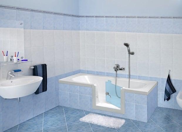 Sovrapposizione Vasca Da Bagno Torino Prezzi : Sovrapposizione vasca con sportello per anziani e disabili remail