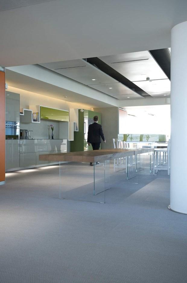 Lago per il nuovo Centro per l'Innovazione di Intesa Sanpaolo