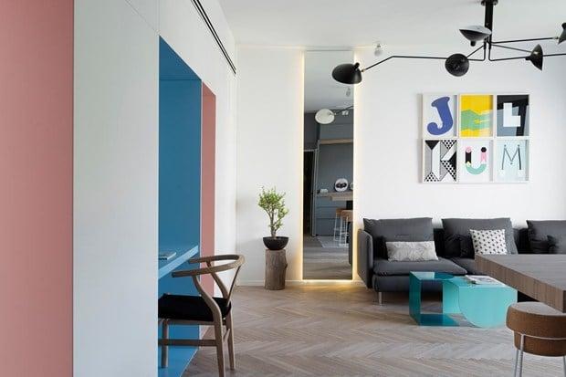 10 suggerimenti per arredare una parete spoglia for Suggerimenti per arredare casa