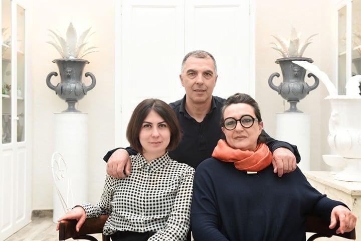Giovanna Alò - Salvatore Santoro - Enza Fasano