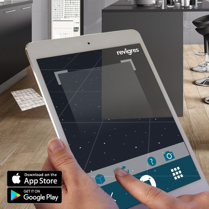 Revigrés launches Augmented Reality App