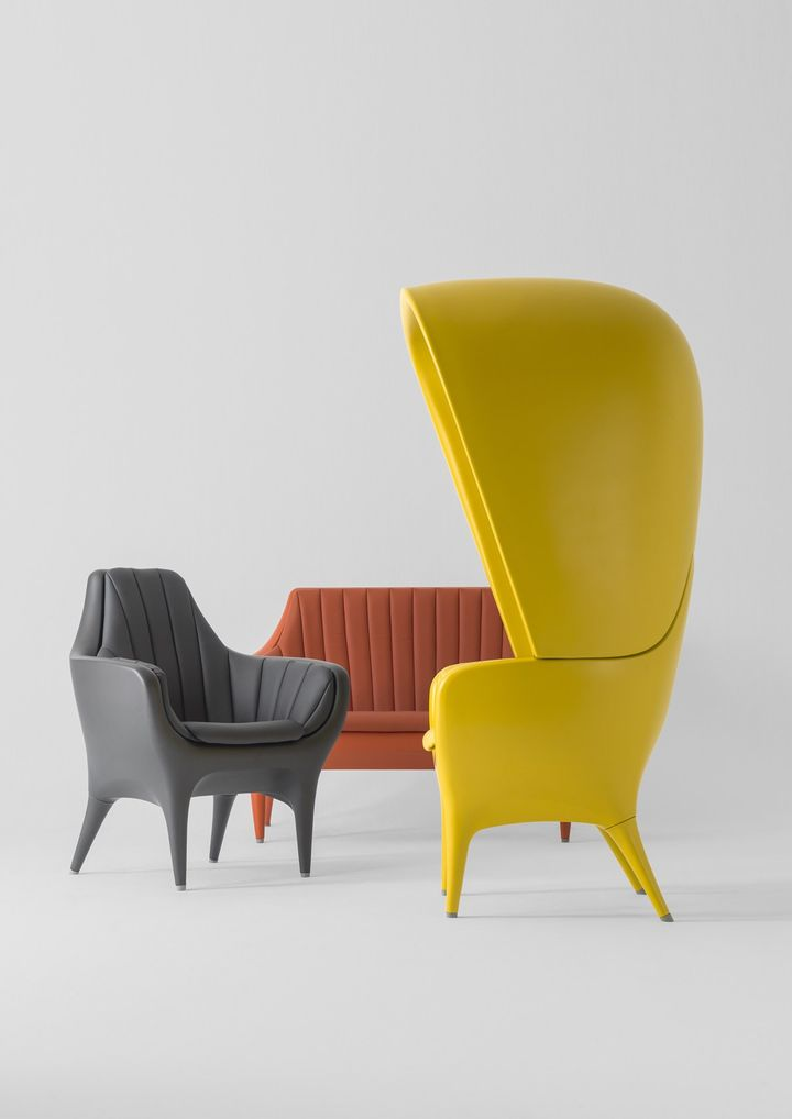 BD Barcelona, Showtime armchairs