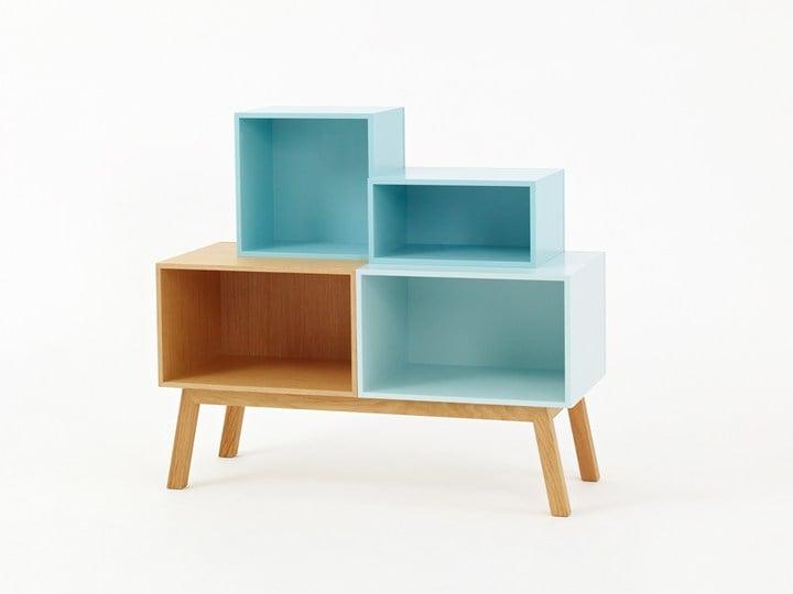 modular furniture system. Cubit Modular Highboard Furniture System A
