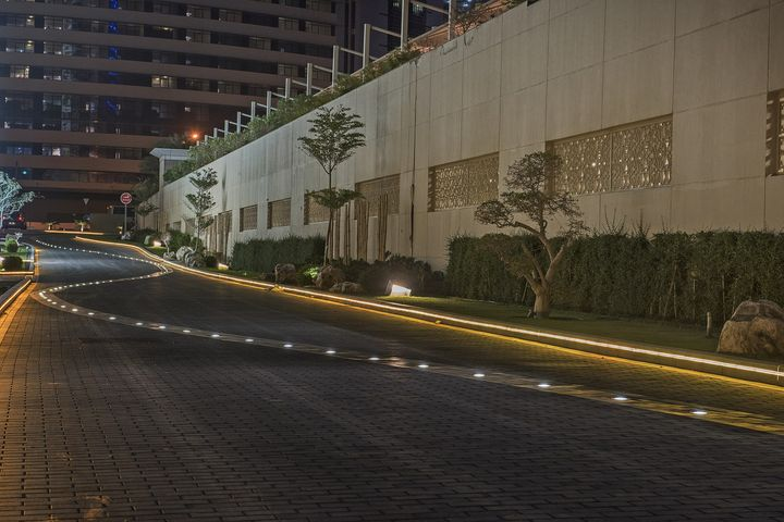 Francesconi Architectural Light per il Nobu Restaurant a Doha