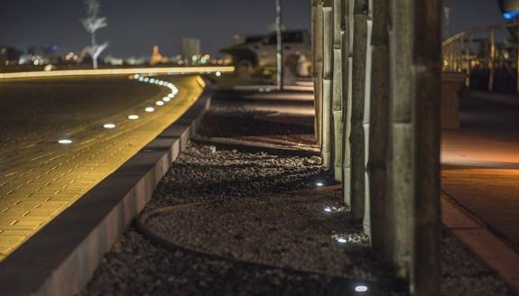 Francesconi Architectural Light per il Nobu Restaurant a Doha