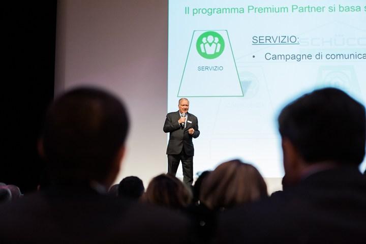 Schüco Italia per l'eccellenza: ufficializzati a BAU 2017 i primi 63 Premium Partner italiani