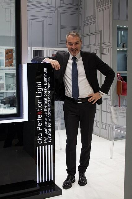 Mauro Durazzi-Responsabile commerciale Eku
