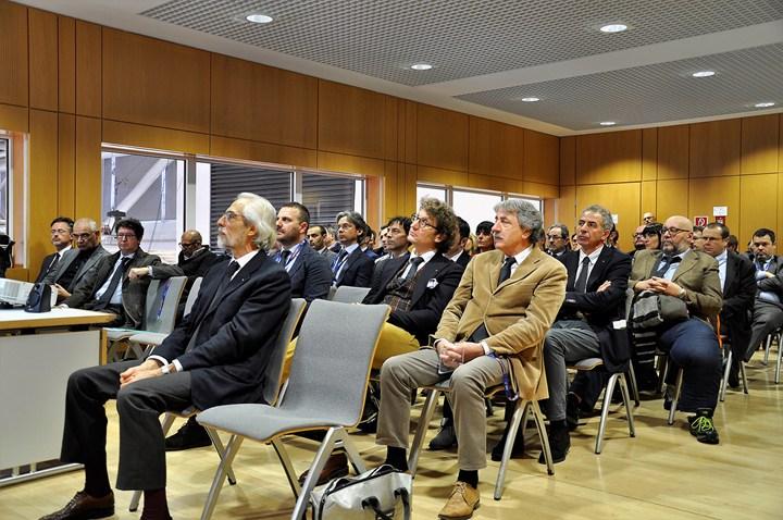 Hörmann Italia ha riunito la forza vendita al BAU di Monaco
