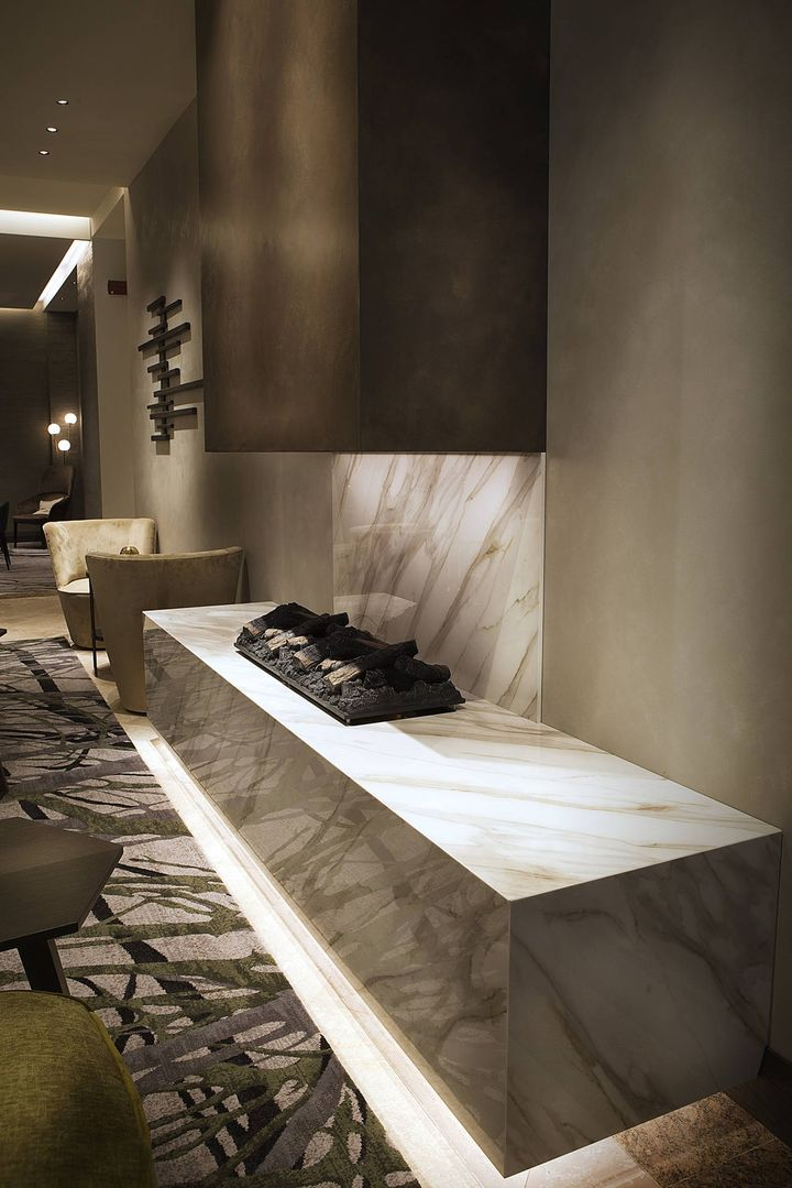 Lo Studio THDP sceglie Neolith per l'Hilton Hotel di Milano