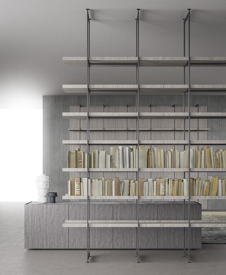 Architetture modulari per la zona giorno