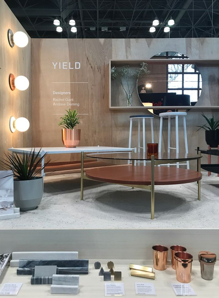 Yield: from Furniture to Jewelry with Focus on Craft