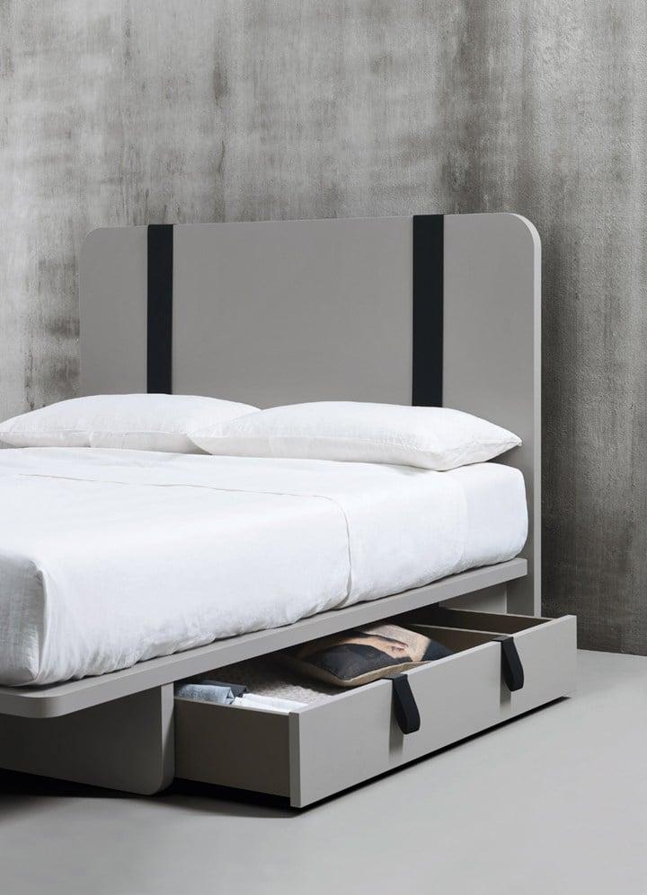 La camera da letto secondo Caccaro