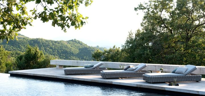 Tosca Outdoor Collection: warm and inviting, stylish and intriguin