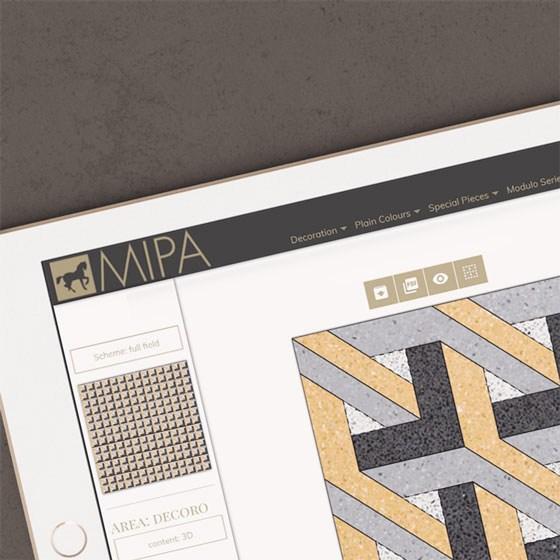 MIPA Custom Colour System