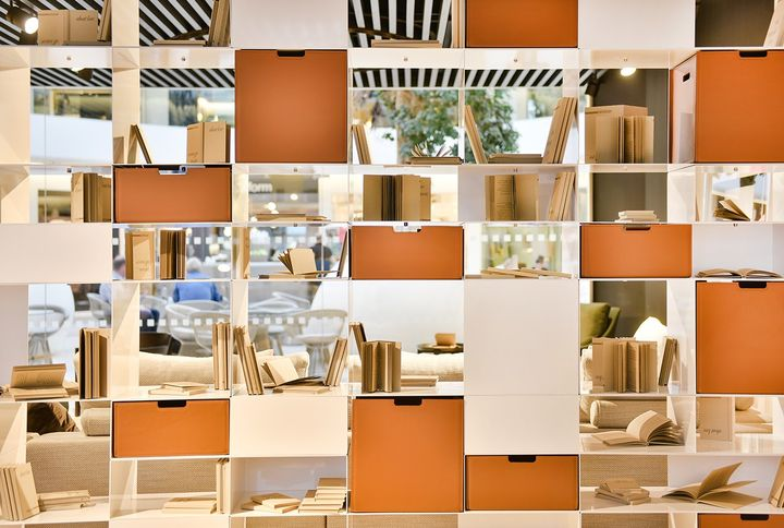 FLEXFORM Chelsea Harbour flagship store