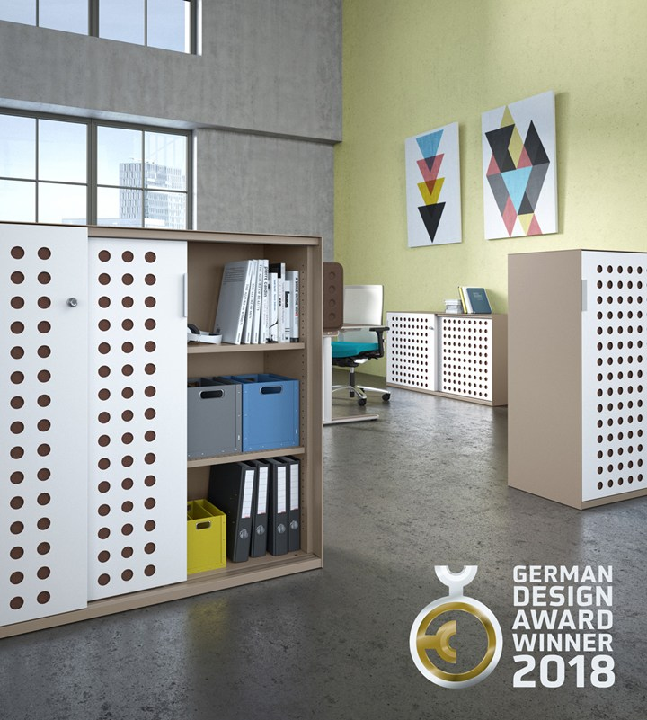 German Design Award 2018: two awards heading for König + Neurath