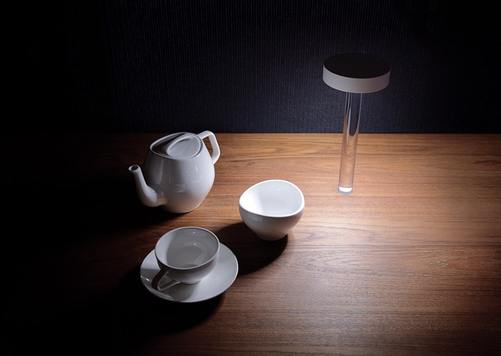 Tetatet Fl 219 Te The Lamp Becomes Invisible