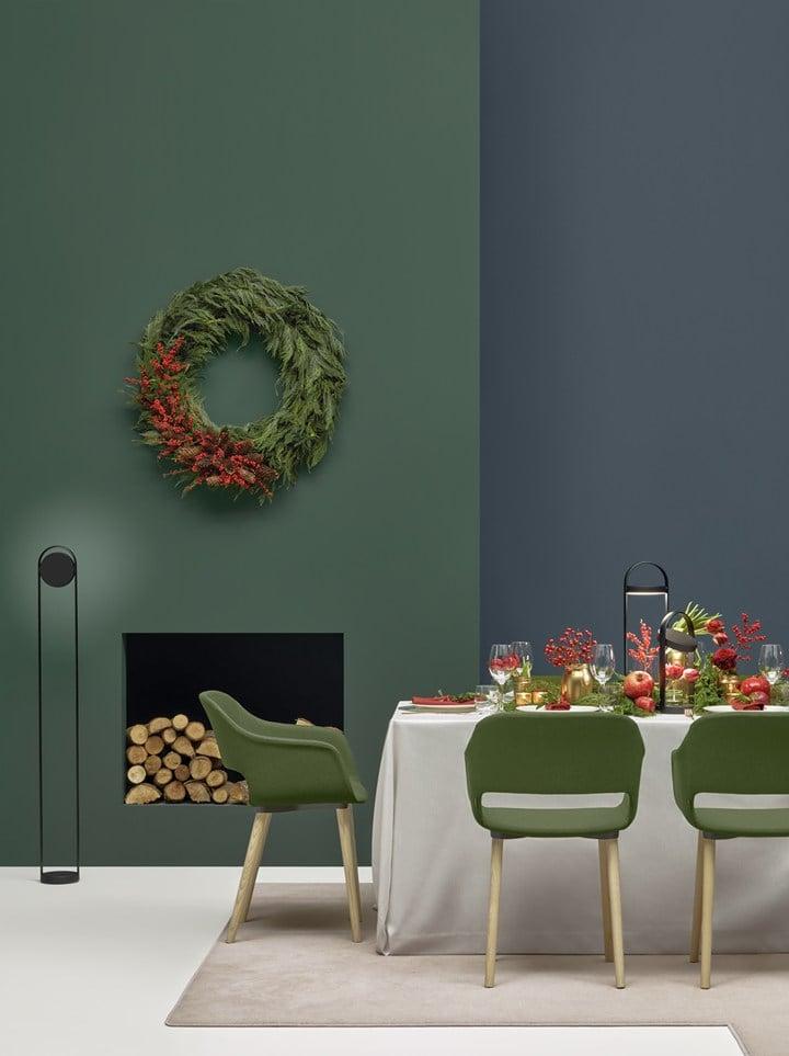 L'atmosfera natalizia secondo Pedrali