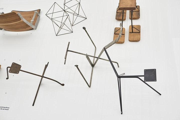 'Kazam! The Furniture Experiments of Charles & Ray Eames' - Vitra Design Museum 2017, photo by Mark Niedermann