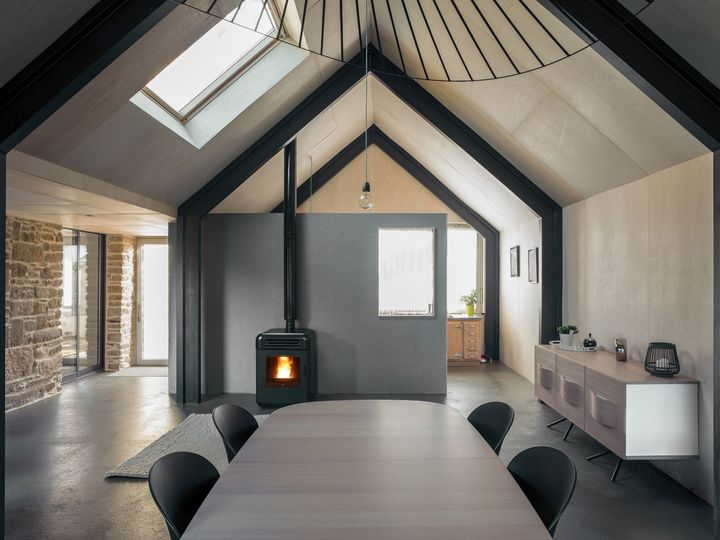 un giardino d 39 inverno a basso impatto ambientale. Black Bedroom Furniture Sets. Home Design Ideas