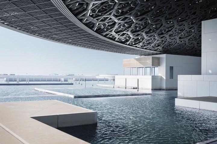 Louvre Abu Dhabi, Photography: Mohamed Somji