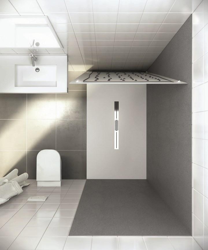 FIORA per i bagni dell\'hotel di lusso 5 stelle Val de Neu