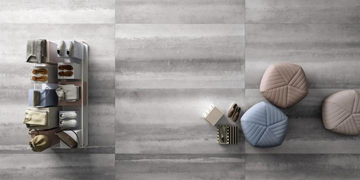 Overlay. Nuova identità per il cemento