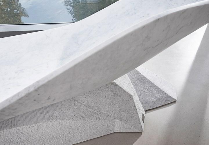 Marble Wing by Hadi Teherani