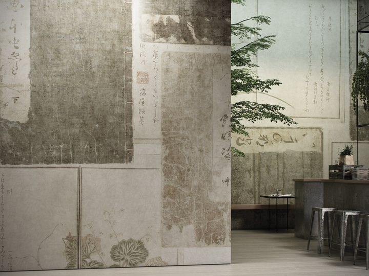 CARNET DE VOYAGE   A Room With A View Collection