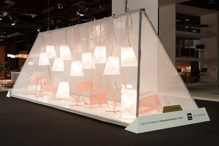 EMU vince il primo premio ai Light Labs di IMM Cologne