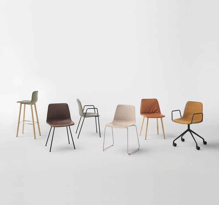 Varya. Universal, versatile and essential chair