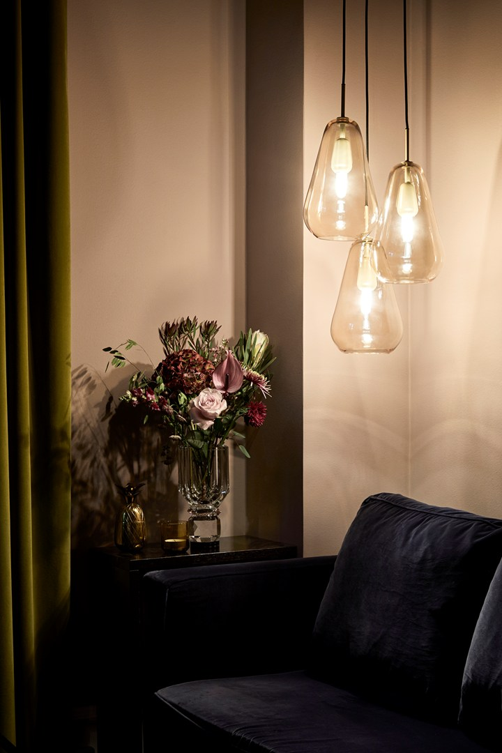 Nuura. Inspired by the Nordic light and the riches found in the Nordic nature