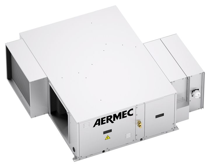 New products by AERMEC on show @ MCE 2018