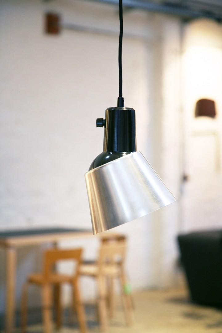 Directional: the K 831 Pendant Brings Light Into Every Corner